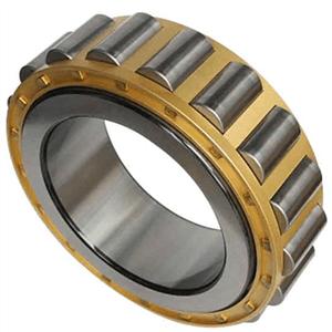 Eccentric rollers bearing processingmethod