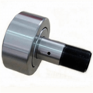 Spherical cam follower is generally full roller structure