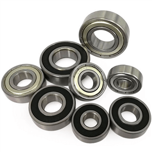 Types of ball and roller bearings is much