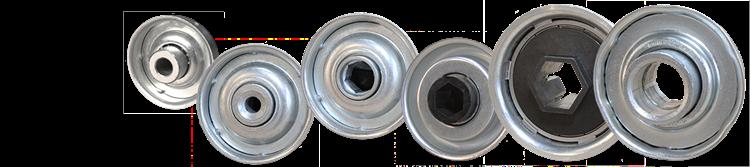 conveyor belt bearings