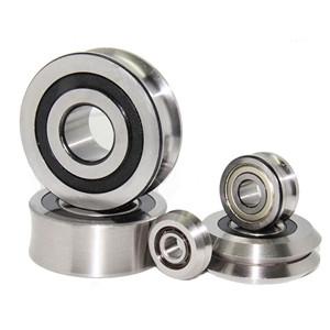 Features of u groove rollers bearings