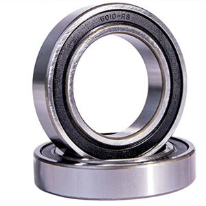 The friction maintenance method of 6010 rs bearing