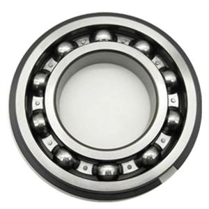 6304 nr bearing is single row deep groove ball bearing