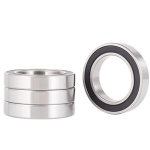 6908 rs is thin wall deep groove ball bearing