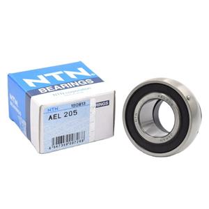 NTN AEL 205 insert ball bearing details