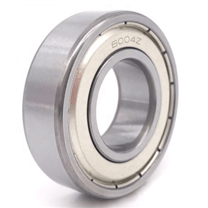 6004 zz c3 bearing is a deep groove ball bearing