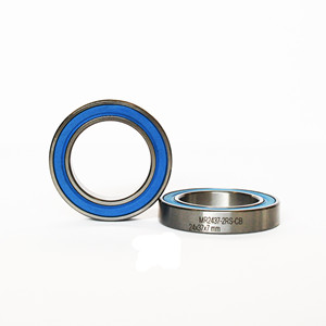 The Austria customer purchased our mr 2437 bicycle ball bearing